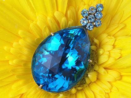 Birthstone for September - Sapphire