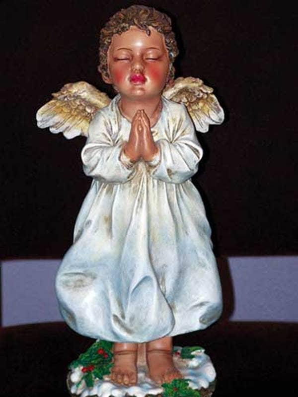 Angel Museum Black Girl Angel Praying