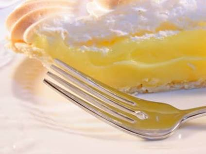 Angel Recipes Lemon Meringue Pie