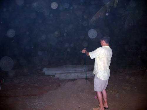 Angel spirit orbs pictures