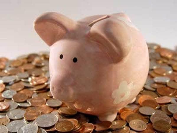 10 Ways to Be an Angel piggy bank