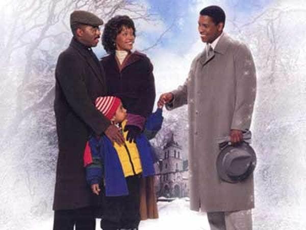 The Preacher's Wife Denzel Washington