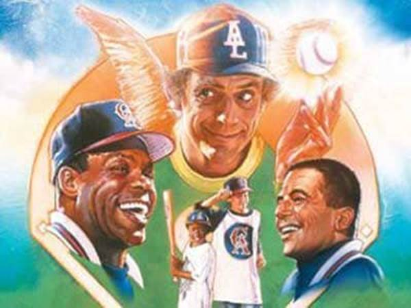 Angels in the Outfield Christopher Lloyd