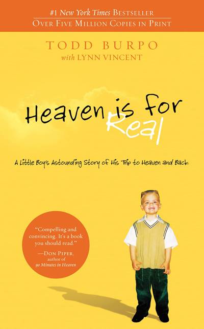 Heaven if for Real Cover