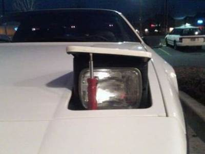 Hilarious do it yourself car repairs who says you cant fix it who says you cant fix it yourself solutioingenieria Image collections
