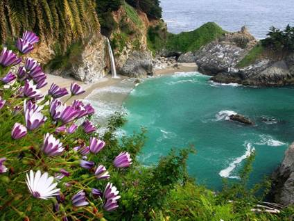 big sur, california, 20 Most Beautiful Places