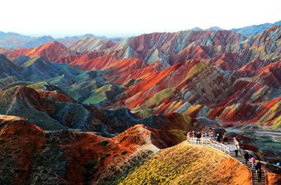 Most Beautiful Places In The World By Shelby Ballou Danxia - Us landforms