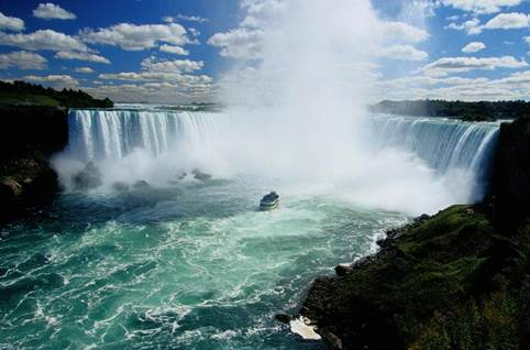 niagara falls, waterfall, 20 Most Beautiful Places