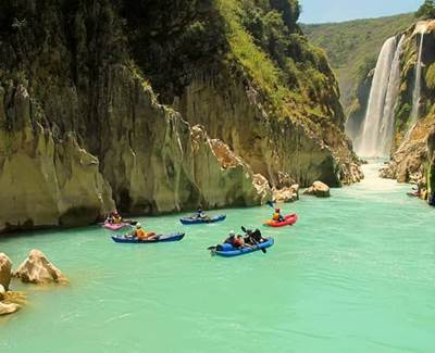 santa maria river, mexico, 20 Most Beautiful Places