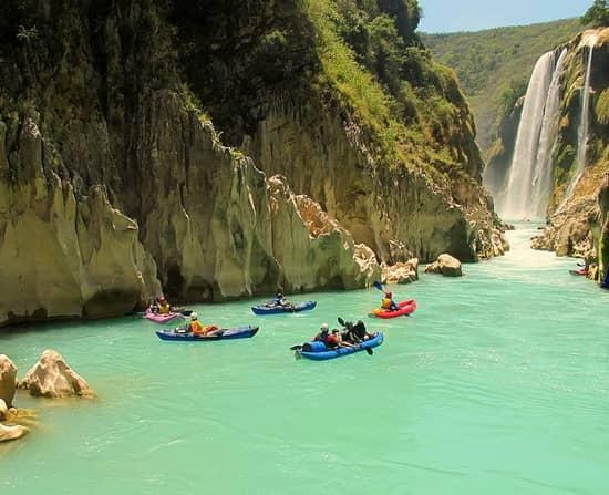 santa maria river, mexico, 20 Most Beautiful Places
