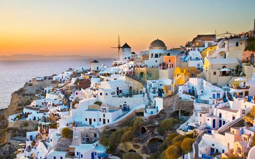 Greece 20 Most Beautiful Places