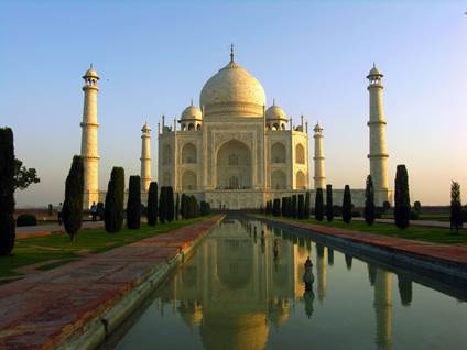 taj mahal, india, 20 Most Beautiful Places
