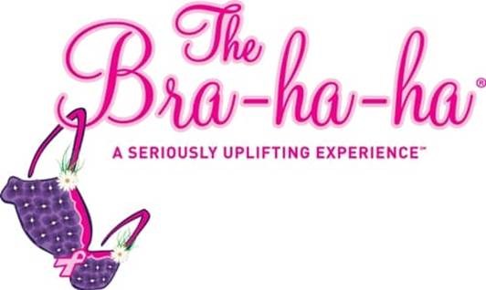 Bra ha ha logo cover