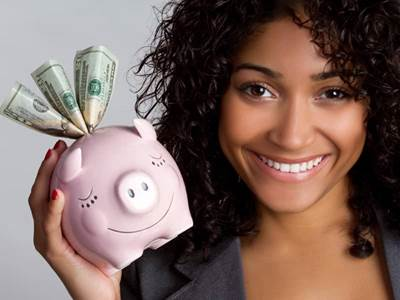 Piggy Bank Smile