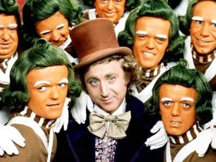 Willy Wonka still