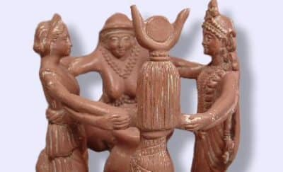 Circle of Goddesses on Beliefnet