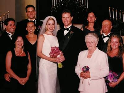 heartwarming stories walts wedding