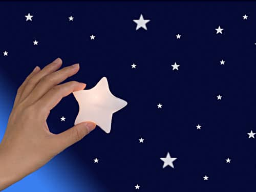 Placing a Star in the Sky