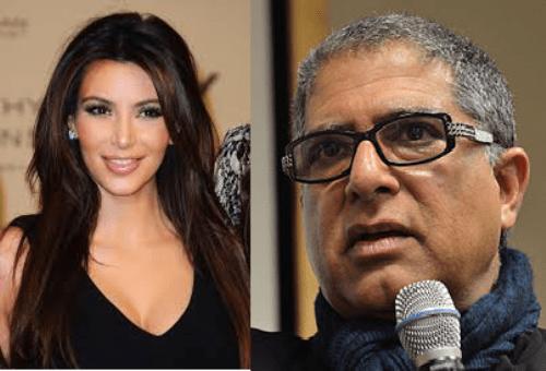 kardashian and deepak thumbnail