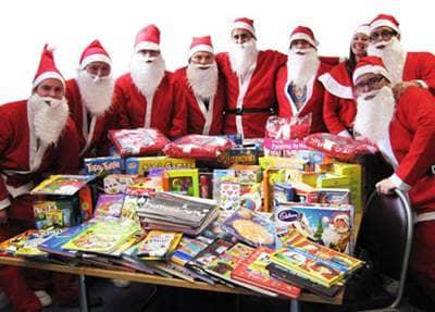 December season of giving