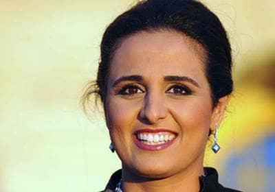 Sheikha Mayassa