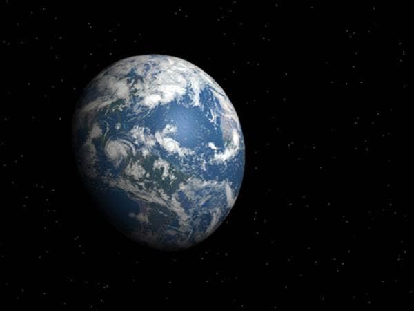 Famous Astronaut Quotes - Pretty Blue Pea-sized Planet ...