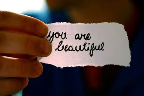 compliment someone