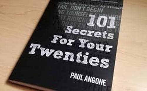 101 Secrets for Your Twenties Book Cover