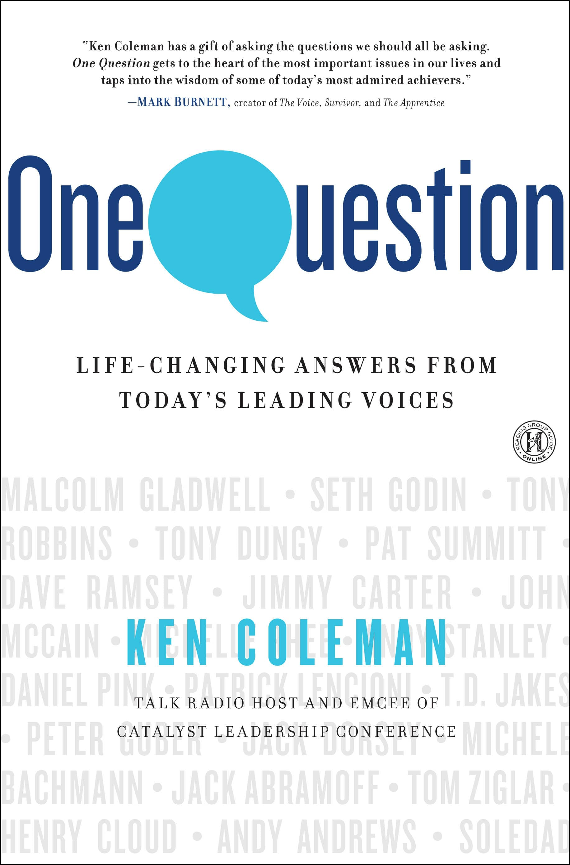 q and a with ken coleman by angela guzman l one question