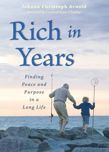 Rich in Years Book Cover