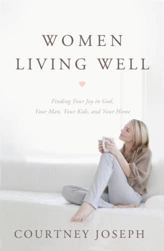 Women Living Well Book Cover