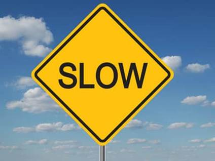 Slow Down-Restore Balance in Life