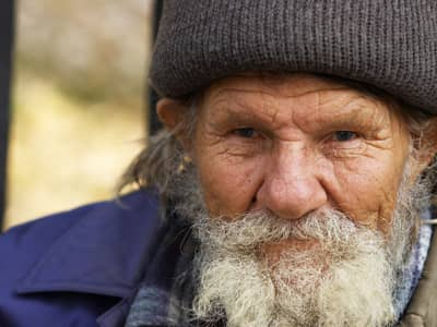 Homeless Man-Acts of Kindness
