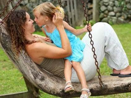 Empathy - Mom with Child