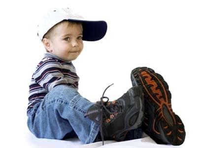 Empathy - Boy with Big Shoes