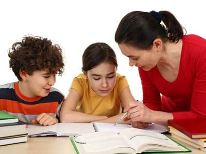 Teaching Responsibility, kids learning to get organized