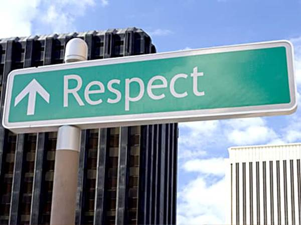 family values respect Even young children deserve respect show your kids that you care about their feelings--by sympathizing with their needs, comforting their fears, and explaining what you're doing when it concerns.
