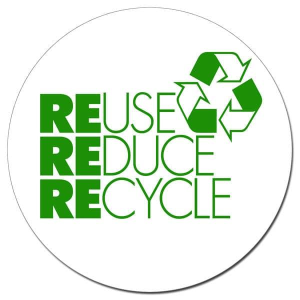 reuse everything