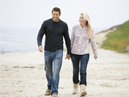 Couple Walk