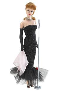 1961 Singer Barbie