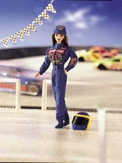 1998 NASCAR Driver Barbie