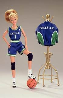 1999 WNBA Player Barbie