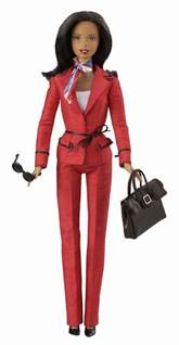 2004 Presidential Candidate Barbie