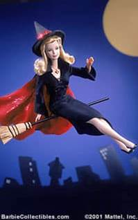 Bewitched Barbie