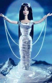 Midnight Moon Princess Barbie