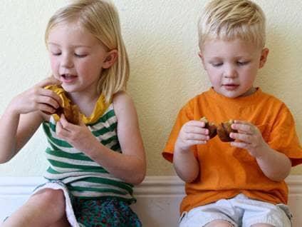 kids taste testing