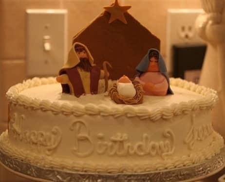 Celebrate Jesus Birthday