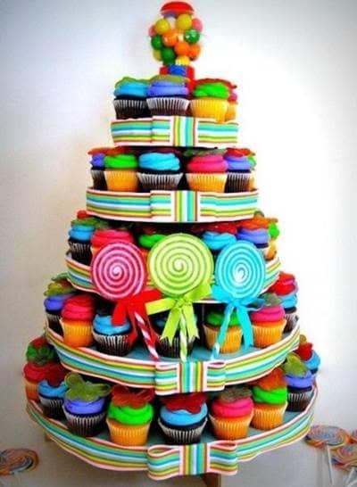 Creative Cake Ideas By Angela Guzman Creative Cupcakes