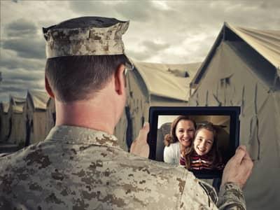 soldier digital chat