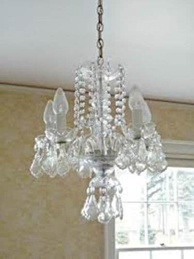 Dusty Chandelier